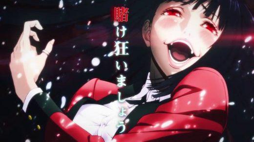 Kakegurui : Compulsive Gambler, Anime Tentang Judi Terbaik Yang Ajak Kamu Rasakan Kegilaan Berjudi