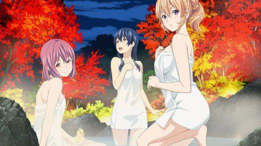 Daftar Anime Bertema PerJudian Dengan Latar Sekolahan