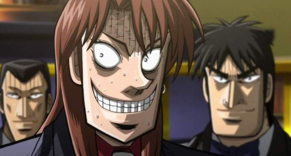 Kaiji: Ultimate Survivor - Anime Judi Jadul
