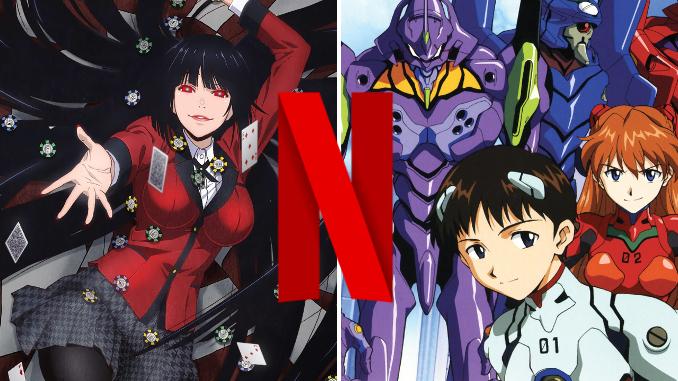 Best Gambling Anime