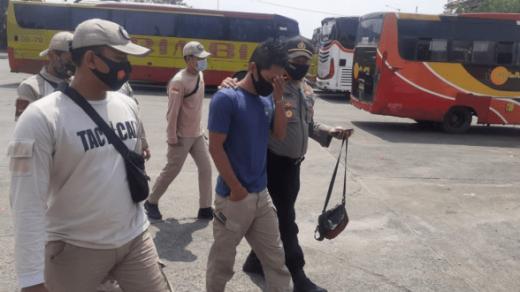 Polisi Tangkap Pelaku Judi Togel di Jakbar