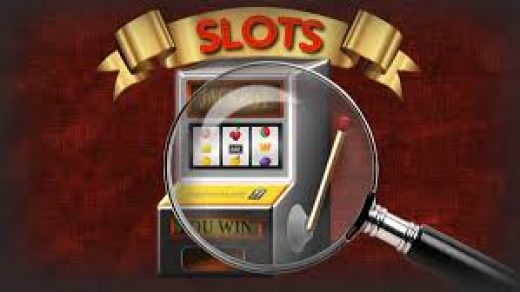 The Facts About Online Slot Machines