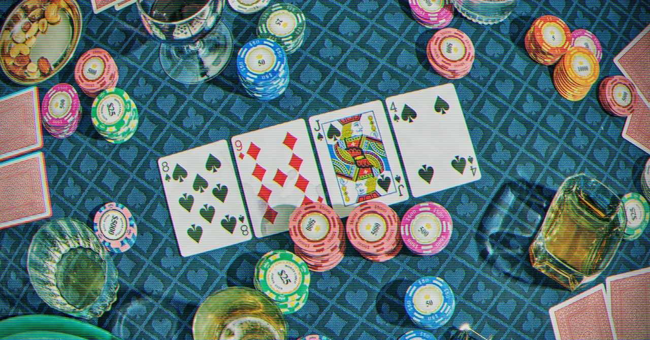 Poker Is About Gambling